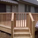 New Deck & Rails