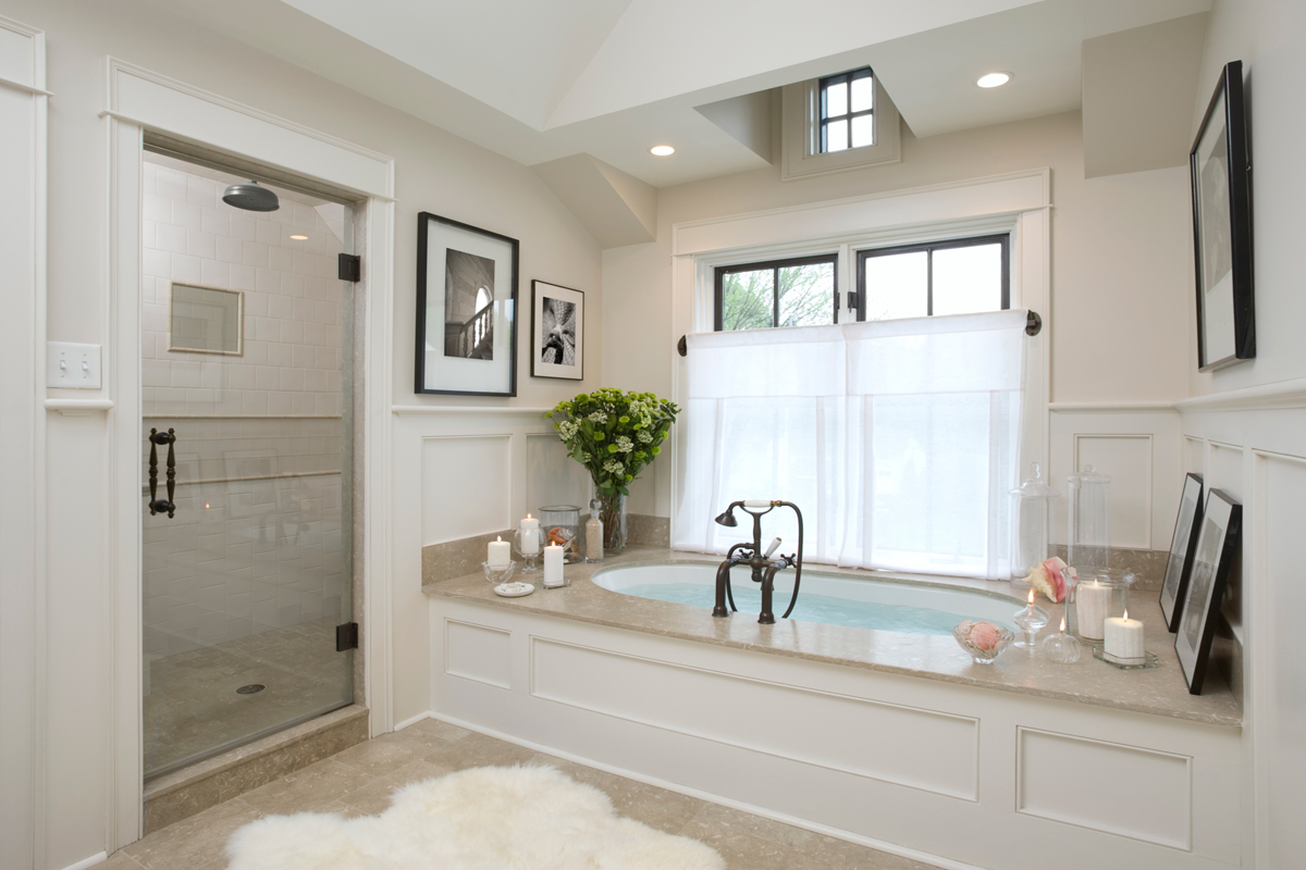 Services JETS REMODELING - Country bathroom remodel